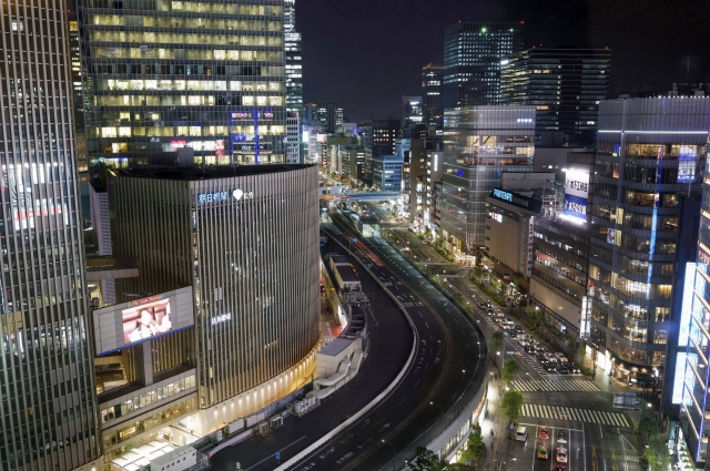 有楽町・日比谷駅周辺エリアの出張ホテル一覧