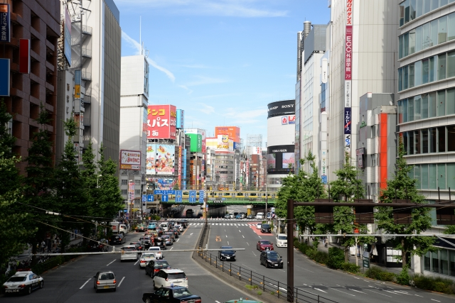 新宿西口駅エリアの出張対応ホテル一覧