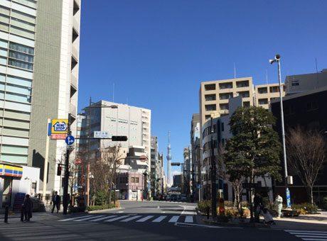 馬喰町(東日本橋)駅エリアの出張対応ホテル一覧
