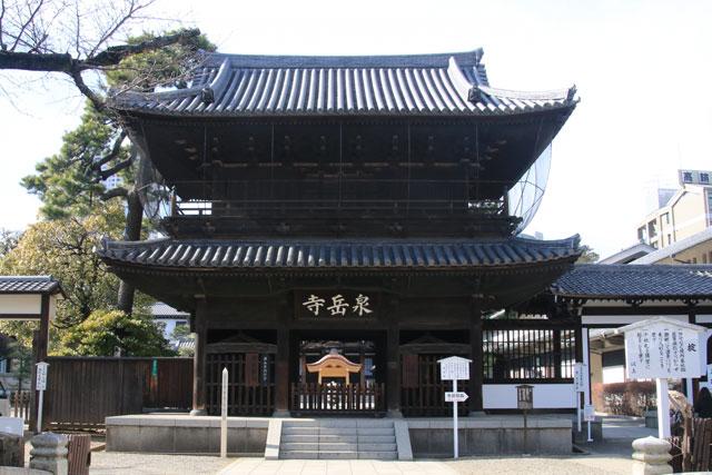泉岳寺駅周辺エリアと出張対応ホテル一覧
