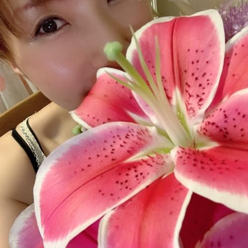 お花に癒され中💓