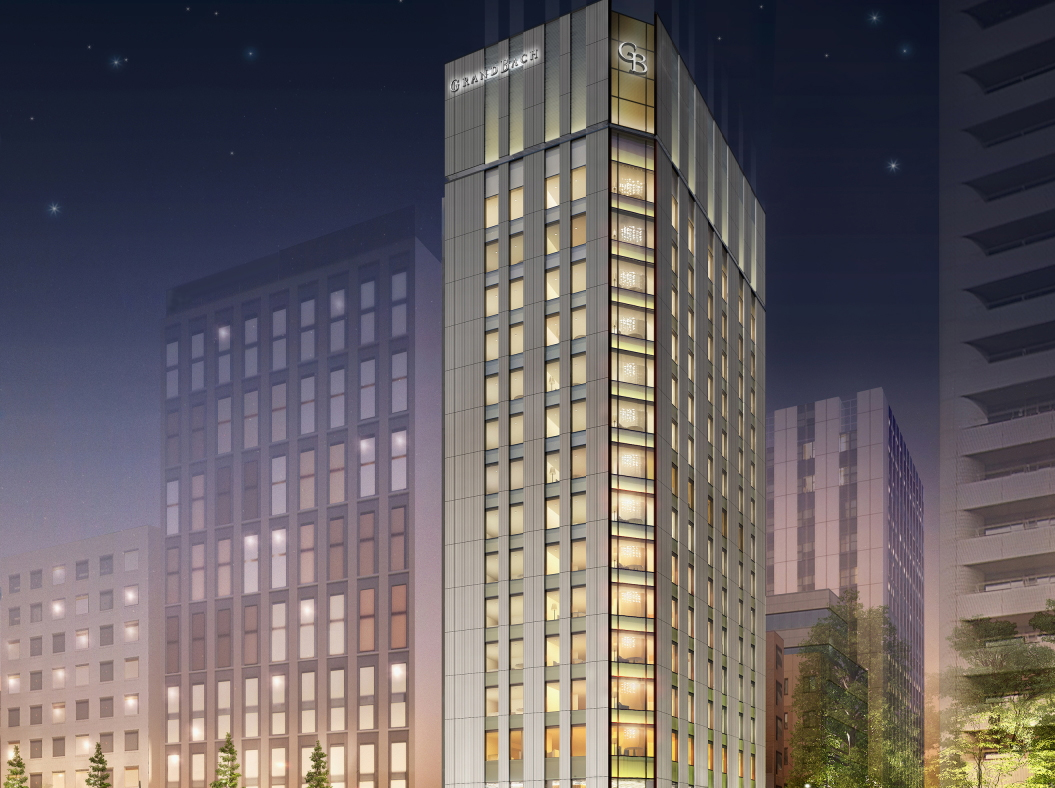 ホテルグランバッハ東京銀座